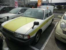 ニッサンCREWタクシー