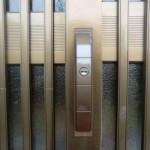 引き戸玄関カギ 防犯対策