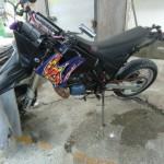 ホンダ CRM バイク
