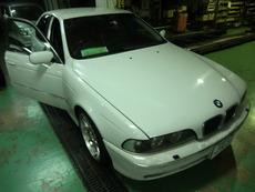BMW油圧式鍵開け