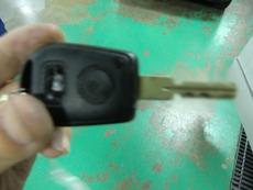 BMW油圧式の鍵